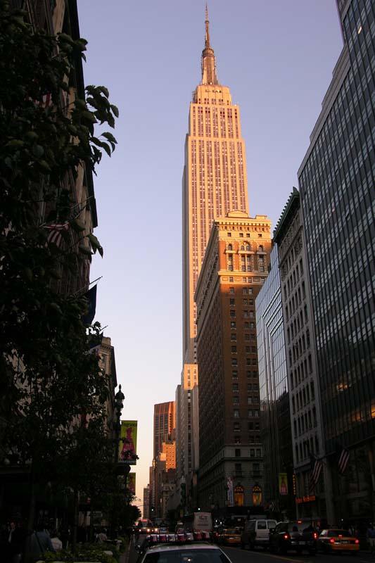 New York oktober 2006